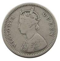 INDIA 2 ANNAS 1862   #ls 1265