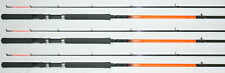Ht Panfish Special Graphite Crappie Fishing Pole 11' Set Of 3 Rods Psg112