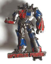 """Transformers Optimus Prine Deluxe 3-D Metal Pin 2""""- FREE S&H (TFPI-01)"""