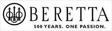 Beretta Gun Logo Vinyl Sticker Decal, *Free Shipping*