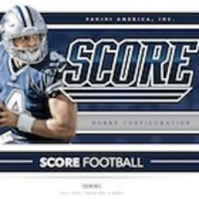2017 Score Football Base RC Hype NFL Draft No Fly Zone Signal Callers U Pick 10