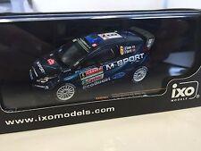 Ford Fiesta RS WRC Rally Monte-Carlo 2014 1:43 IXO  RALLYE-RAM567