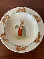 Vintage Royal Doulton Bunnykins Mini Trinket Dish Small Dish