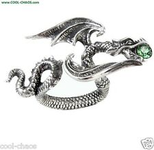 Swarovski Crystal Starchaser Dragon Ring Size 8.5-9.5