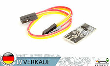 analógico Sensor Board LM35D para arduino raspberry pI con ejemplo