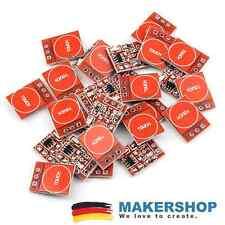 TTP223 Arduino Capacitive Kapazitiver Touch Sensor Arduino Raspberry Pi