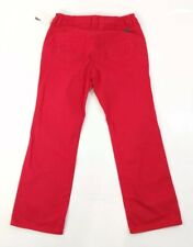Liz Claiborne Elisabeth Red Slim Bootcut stretch Jeans Size 20 New W35 L31.5