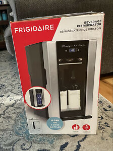 Frigidaire Beverage Refigerator! Brand New In Box! 18 Can Or 4 Wine Bottles!
