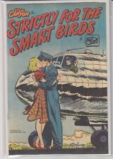 STEVE CANYON STRICTLY FOR THE SMART BIRDS # 1