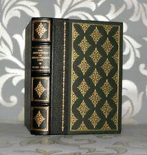 ** Mark Twain- The Adventures Of Huckleberry Finn. HB, 1979 - Franklin Library