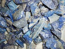 Tumbled Lapis Lazuli Stone Ordinary Grade 0.3 to 15 gram size pcs 0.2 kg Lot