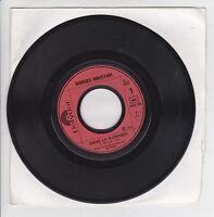 """Georges MOUSTAKI Vinyle 45 tours SP 7"""" SANS LA NOMMER - MOURIR - POLYDOR 2056285"""