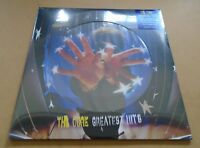 THE CURE Greatest Hits UK remastered vinyl picture disc 2-LP + MP3 SEALED RSD
