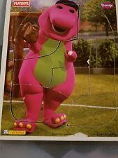 Plaschool Puzzle Barney