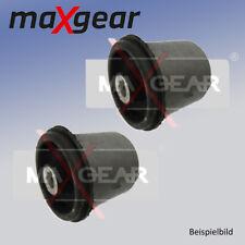 2x Lagerung, Achskörper für Radaufhängung Hinterachse MAXGEAR 72-0571