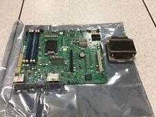Supermicro X9SCI-LN4F LGA 1155 4 NICs IPMI + I/0 shiled + 1u Heatsink