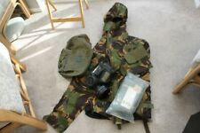 More details for  s6 respirator + can. cold war carry case. nbc trousers nbc camo jacket +dog tag