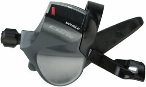 NEW Shimano Claris SL-R2000 Double (2x) Left Flat Bar Shifter