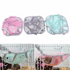 Hamster Mesh Bed House Hammock Squirrel Hedgehog Guinea Pig Hanging Bed Pet Toys