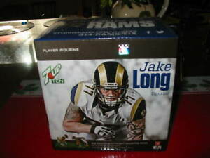 JAKE LONG #77 St. Louis Rams Figure NFL NFLPA FOOTBALL 7up