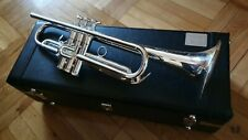 Slightly used! Schilke HANDCRAFT HC1-S with original case | GAMONBRASS trumpet