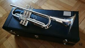 Slightly used! Schilke HANDCRAFT HC1-S with original case | GAMONBRASS trumpet