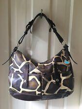 Dooney & Bourke Giraffe Print Leather