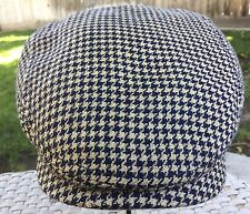 STETSON GERMANY DRIVER IVY HOUNDSTOOTH CAP BROWN  MULTICOLOR  M 57cm 7 1/8