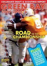 NEW DVD Road to the Championship - Packers 2007-2008~,Clark Harris, DeShawn Wynn