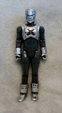 "RARE Power Rangers Megaforce  - 5"" X-Borg Baddie / Villan / Space Alien Figure"
