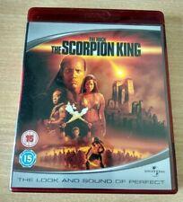 "CHUCK RUSSEL'S ""THE SCORPION KING"" DWAYNE JOHNSON HD-DVD HORROR"