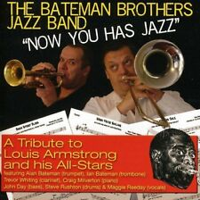 The Bateman Brothers Jazz Band - Now You Has Jazz [CD]