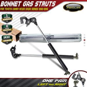 Set of 2 Bonnet Gas Struts for Toyota Camry MCV10 SXV10 92-96 Front Left&Right