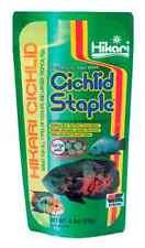 Hikari Cichlid Staple 250g Large Food Pellets Tropical Fish Malawis American