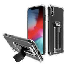 Scooch Wingman 5-in-1 Kickstand Case for Apple iPhone Xs Max - Clear (6998)