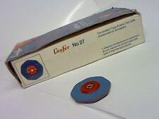 LAUFER No 27 VINTAGE TYPE-ERASER 2750 W.GERMANY -immaculate for all papers!!