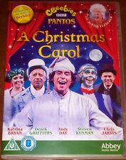 CBEEBIES PANTO A CHRISTMAS CAROL DVD CHILDRENS PANTOMIME