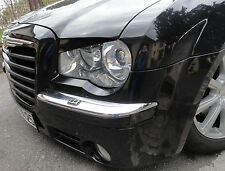 Chrysler 300 C Scheinwerferblenden böser Blick Xtreme Look Cover eyelids madeyes