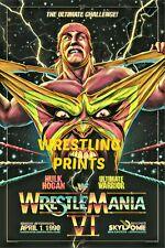 #780 MAKE YOUR SELECTION WWE SASHA BANKS A4 A3 A2 A1 RETRO CUSTOM POSTER