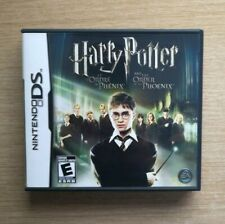 Harry Potter and The Order of The Phoenix Nintendo DS DSI DSL NDS 3DS FREE P&P