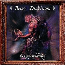 The Chemical Wedding Bruce Dickinson 5050749221421