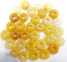 4*10MM Big Hole Fit European Bracelets necklace Gemstone Round Loose Beads