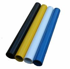 Powder Coated / Coloured Galvanised Steel Tube-3 metre for Interclamp/Kee Klamp