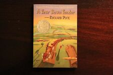 A Year Down Yonder Richard Peck Homeschool New Bery Medal Softcover Scholastic