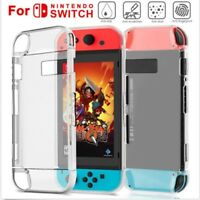 For Nintendo Switch crystal shell Anti-Scratch Hard Back Case Cover Accessories