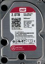 Western Digital WD20EFRX-68AX9N0 2TB Nas Dcm : Dhrnnvjca