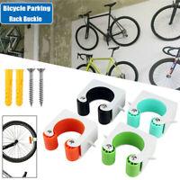 Bicycle Parking Rack Bracket Holder Road Bike Wall Mount Storage Hook Indoor
