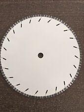 12 Pro Turbo Diamond Saw Blade Concrete Hard Brick Stone Pavers 20mm Arbor