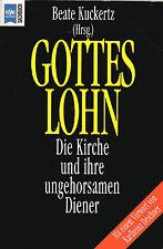 GOTTESLOHN - Beate Kuckertz & Karlheinz Deschner BUCH