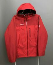 MEN'S NORRONA FALKETIND GORE TEX JACKET SIZE M OUTDOOR HIKING RED